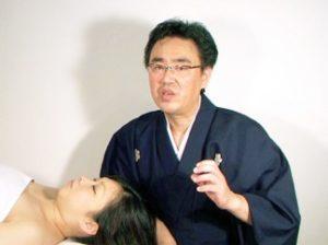 Que es Kobido: Shogo Mochizuki es el actual Maestro de la firma.