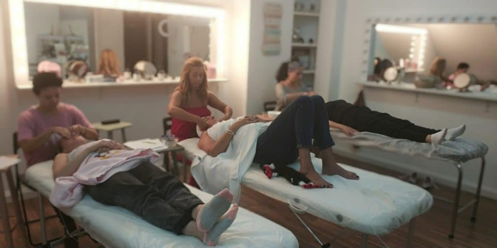 aprender masaje kobido