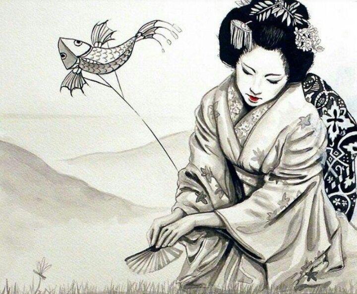 Geisha Kobido